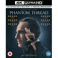 Produktbilde for Phantom Thread (UK-import) (4K Ultra HD + Blu-ray)