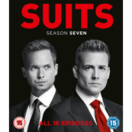 Produktbilde for Suits: Season Seven (UK-import) (BLU-RAY)