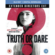 Truth Or Dare (UK-import) (BLU-RAY)