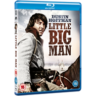 Little Big Man (UK-import) (BLU-RAY)
