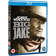 Produktbilde for Big Jake (UK-import) (BLU-RAY)