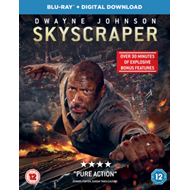 Produktbilde for Skyscraper (UK-import) (BLU-RAY)