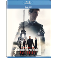 Produktbilde for Mission: Impossible - Fallout (UK-import) (BLU-RAY)