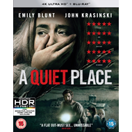 Quiet Place (UK-import) (BLU-RAY)