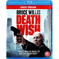 Produktbilde for Death Wish (UK-import) (BLU-RAY)