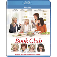 Produktbilde for Book Club (UK-import) (BLU-RAY)