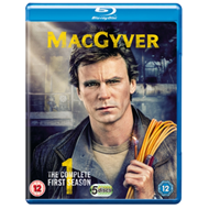Produktbilde for Macgyver - Sesong 1 (UK-import) (BLU-RAY)