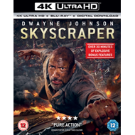 Produktbilde for Skyscraper (UK-import) (4K Ultra HD + Blu-ray)