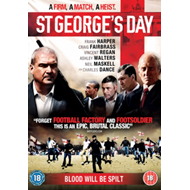 Produktbilde for St George's Day (UK-import) (BLU-RAY)