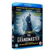 Grandmaster (UK-import) (BLU-RAY)
