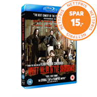 What We Do In The Shadows (UK-import) (BLU-RAY)
