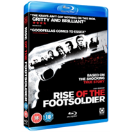 Produktbilde for Rise Of The Footsoldier (UK-import) (BLU-RAY)