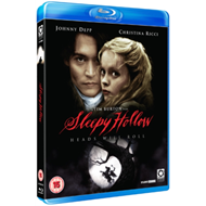 Sleepy Hollow (UK-import) (BLU-RAY)
