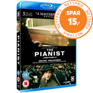 Produktbilde for The Pianist (UK-import) (BLU-RAY)