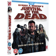 Survival Of The Dead (UK-import) (BLU-RAY)