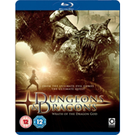 Dungeons And Dragons: Wrath Of The Dragon God (UK-import) (BLU-RAY)