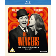 Produktbilde for The Avengers: The Complete Series 4 (UK-import) (BLU-RAY)
