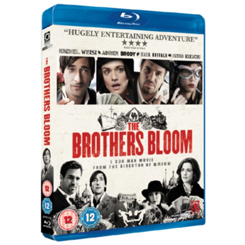 The Brothers Bloom (UK-import) (BLU-RAY)