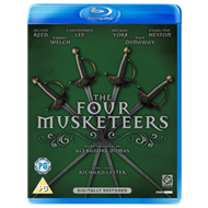 Four Musketeers (UK-import) (BLU-RAY)