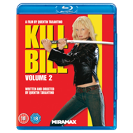 Produktbilde for Kill Bill: Volume 2 (UK-import) (BLU-RAY)