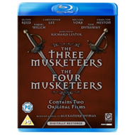 Three Musketeers/The Four Musketeers (UK-import) (BLU-RAY)
