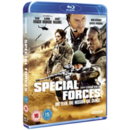 Produktbilde for Special Forces (UK-import) (BLU-RAY)