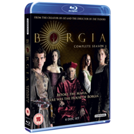 Produktbilde for Borgia: Complete Season 1 (UK-import) (BLU-RAY)
