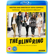 Produktbilde for The Bling Ring (UK-import) (BLU-RAY)