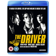 Produktbilde for The Driver (UK-import) (BLU-RAY)