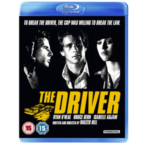 The Driver (UK-import) (BLU-RAY)