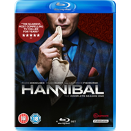 Hannibal: The Complete Season One (UK-import) (BLU-RAY)