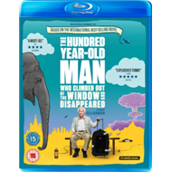Hundred Year-Old Man Who Climbed Out Of The Window... (UK-import) (BLU-RAY)