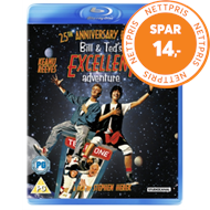Produktbilde for Bill And Ted's Excellent Adventure (UK-import) (BLU-RAY)