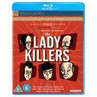 Ladykillers (UK-import) (BLU-RAY)