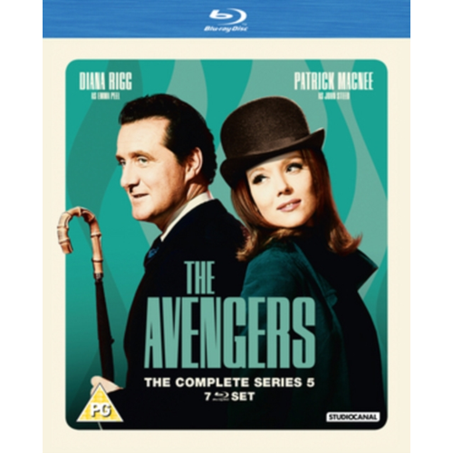 The Avengers: The Complete Series 5 (UK-import) (BLU-RAY)