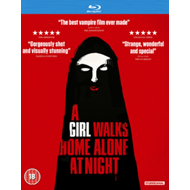 Girl Walks Home Alone At Night (UK-import) (BLU-RAY)