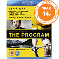 The Program (UK-import) (BLU-RAY)