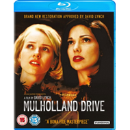 Mulholland Drive (UK-import) (BLU-RAY)