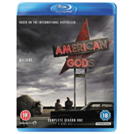 American Gods: Complete Season One (UK-import) (BLU-RAY)