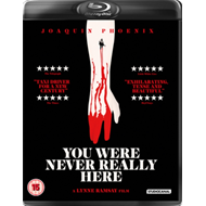 You Were Never Really Here (UK-import) (BLU-RAY)