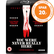 Produktbilde for You Were Never Really Here (UK-import) (BLU-RAY)
