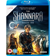Shannara Chronicles: Season 2 (UK-import) (BLU-RAY)