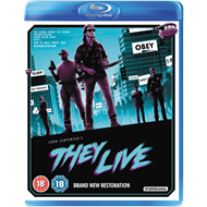They Live (UK-import) (BLU-RAY)