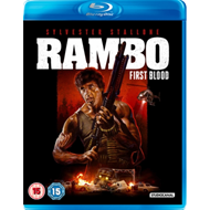 Produktbilde for First Blood (UK-import) (BLU-RAY)