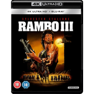 Rambo III (UK-import) (BLU-RAY)