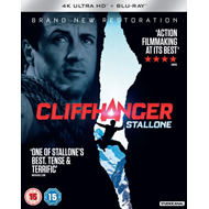 Cliffhanger (UK-import) (BLU-RAY)