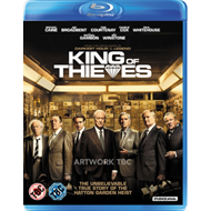 Produktbilde for King Of Thieves (UK-import) (BLU-RAY)