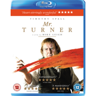 Mr. Turner (UK-import) (BLU-RAY)