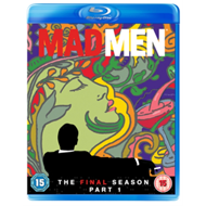 Mad Men: The Final Season - Part 1 (UK-import) (BLU-RAY)