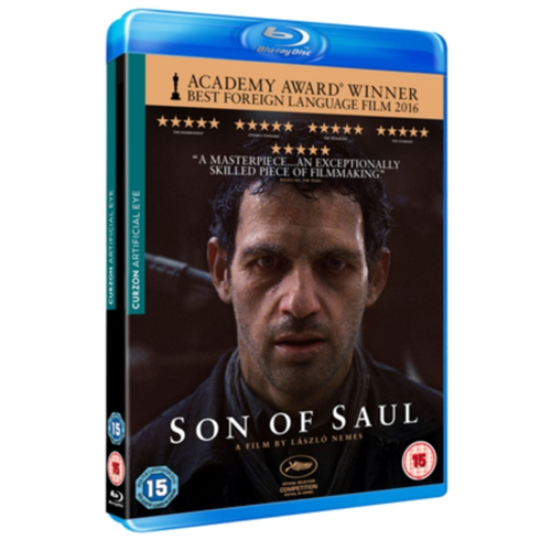 Son Of Saul (UK-import) (BLU-RAY)